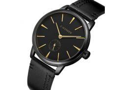Мужские часы Winner 1039 Black
