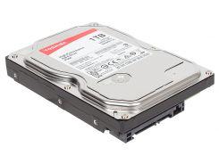 Жесткий диск Toshiba P300 1TB 7200rpm 64MB HDWD110UZSVA 3.5 SATA III (F00147171)