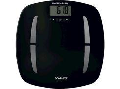 Весы напольные Scarlett SC-BS 33ED83 Черный (F00167599)