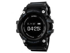 Мужские часы Skmei 001188 Black (001188)