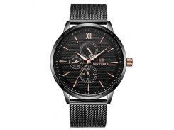 Мужские часы Naviforce 3003 Black