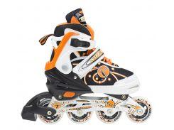Роликовые коньки Nils Extreme NA1152A Size 39-42 Orange (NA1152A-ORG_S39-42)