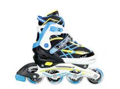 Роликовые коньки Nils Extreme NA1160A Size 31-34 Black/Blue (NA1160A-BB_S31-34)