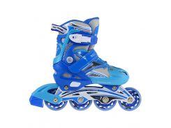 Роликовые коньки Nils Extreme NA0326A Size 38-41 Blue (NA0326A-BL_S38-41)