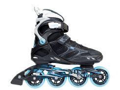 Роликовые коньки Nils Extreme NA5003S Size 43 Black/Blue (NA5003S-BB_S43)