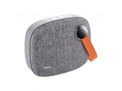Портативная колонка Bluetooth Speaker Hoco BS8 Gray (00000060536)