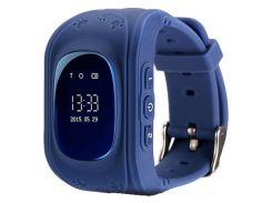 Смарт-часы Smart Baby Q50 Синие (nri-2205)