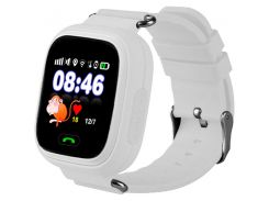 Детские часы с GPS Smart Baby Watch Q90S White (nri-2222)