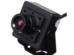 Автомобильная камера заднего вида ENC 301 Черный (3643)