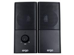 Акустическая система Ergo S-08 USB 2.0 Black (F00173872)