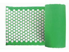 Массажный коврик Onhillsport Релакс 165 х 40 см Зеленый (MS-1273-2)