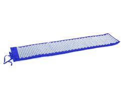 Массажный коврик Onhillsport Релакс аппликатор Кузнецова 165 х 40 см Синий (MS-1273)