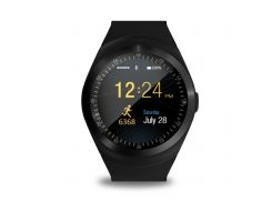 Смарт часы UWatch Smart Watch Y1 S Black (008296)