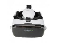 Очки виртуальной реальности BOBOVR Z4 с наушниками Black-White