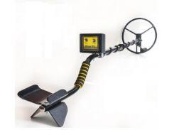 Металлодетектор импульсный MDU Pirat TL Черный (iz00015)
