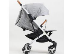 Детская прогулочная коляска YoyaPlus 3 Серая (959762912)