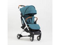 Детская прогулочная коляска YoyaPlus 3 Бирюзовая (959769626)