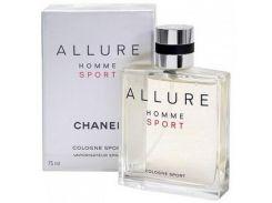 Мужская туалетная вода Chanel Allure Homme Sport Cologne edt 100 ml (BT14076)