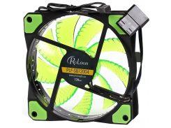 Вентилятор ProLogix 120х120х25 мм 32 3+4pin Green (2561-8525)