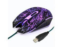 Мышь компьютерная iMICE X5 проводная Black (3233-9677)