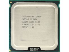 Процессор Intel E5450 3.0GHz 4C 12M 80W Refurbished (E5450)