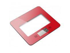 Весы для кухни GRUNHELM KES-1PT Красный (83835)