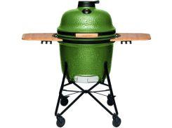 Большой керамический гриль-печь BergHOFF Studio Зеленый (2415701)