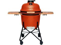 Большой керамический гриль-печь BergHOFF Studio Оранжевый (2415702)