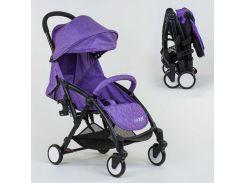 Коляска детская JOY W 2277 Фиолетовый (78594)