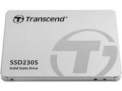 SSD Накопитель Transcend SSD230S Premium 1TB 2.5 SATA III 3D V-NAND TLC TS1TSSD230S (F00183383)