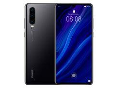 Мобильный телефон Huawei P30 6/128G Black 51093NDK (9428386)