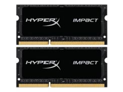 Оперативная память Kingston SO-DIMM DDR3 1600MHz 16GB 2x8GB HX316LS9IBK2/16 (5008605)