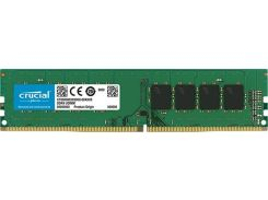 Оперативная память Crucial DDR4 2400MHz 8GB Single Rank Retail CT8G4DFS824A (8219145)