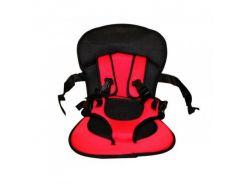 Автокресло для детей Multi Function Car Cushion Черно-красный (к546)
