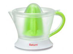 Соковыжималка для цитрусовых Saturn ST-FP0075 1 л 40 Вт Бело-зеленый (34-45899)