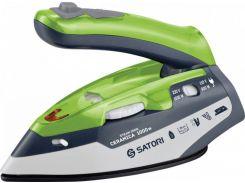 Утюг дорожный Satori SI-1010-GR 1100 Вт Зеленый (34-45761)
