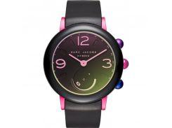 Жіночий електронний годинник Marc Jacobs MJT1003 Black Pink