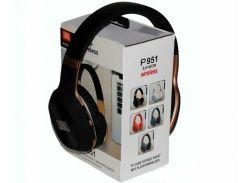 Наушники беcпроводные КЕАJBL P951 с Bluetooth MP3 и FM