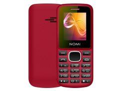 Мобильный телефон Nomi i188 Red (s-231472)