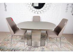 Стол обеденный раскладной Nicolas Houston Мокко (43864)