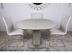 Стол обеденный раскладной Nicolas Boston Капучино (45337)