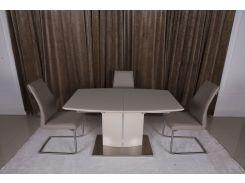 Стол обеденный Nicolas DALLAS Капучино (41624)