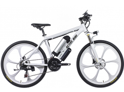 Электровелосипед ActiveRide Ibiza White