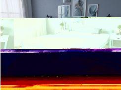 Кровать MELBI Лара Люкс Двуспальная 160х200 см Ультрамарин