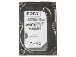 Жесткий диск i.norys 250GB 5900rpm 8MB (INO-IHDD0250S2-D1-5908) компьютерный для ПК (1831-4141)