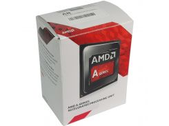 Процессор AMD A8 X4 7680 Box Socket FM2+ AD7680ACABBOX (3431-9690)