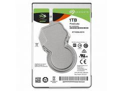 жесткий диск seagate firecuda sshd 1tb 5400rpm 128mb st1000lx015 2.5 sataiii (u0213250)