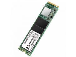 Накопитель SSD Transcend MTE110S 128GB M.2 2280 PCIe 3.0 x4 3D NAND TLC TS128GMTE110S (U0295275)