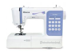 Швейная машина MINERVA Decor Basic Белый (68595)