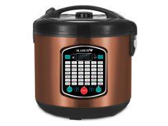 Мультиварка SLARUM SL-MC5020 Copper 42 программы 5 л